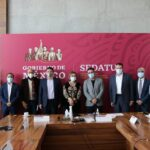 Mario Zamora se reúne con Secretario de SEDATU para analizar situación de sector agrario