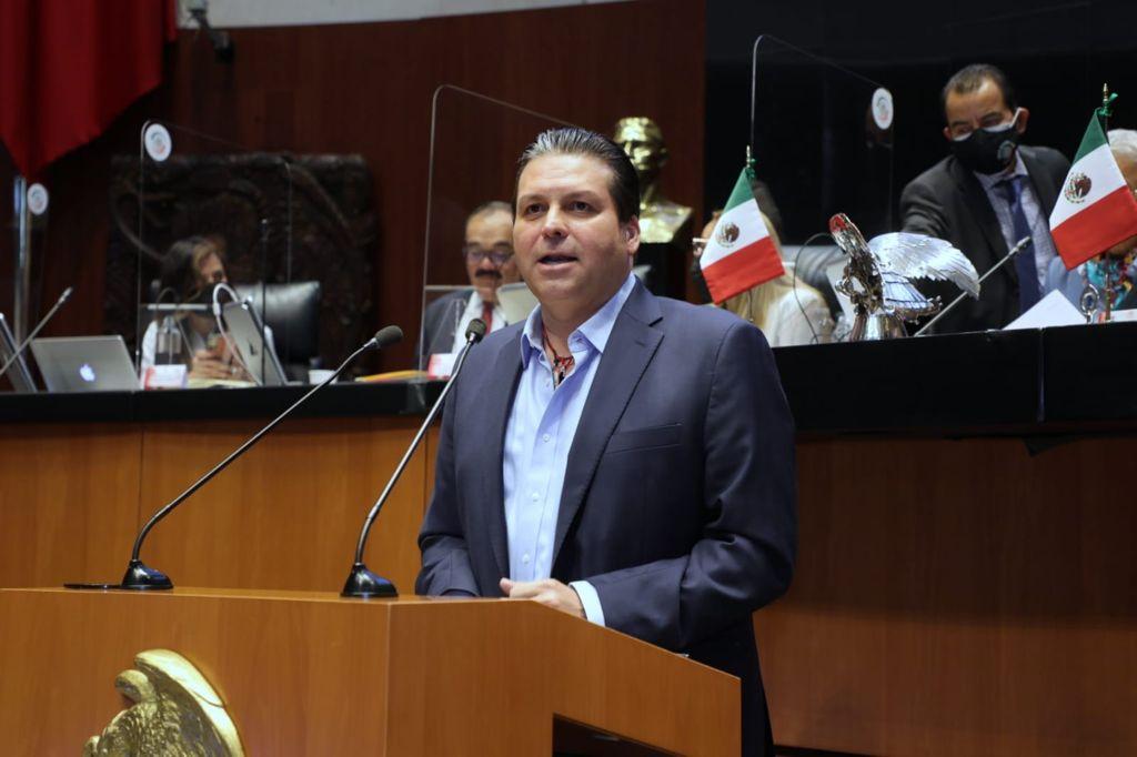 """Mario Zamora pide apoyo a Gobierno Federal para sinaloenses damnificados por """"Nora""""."""